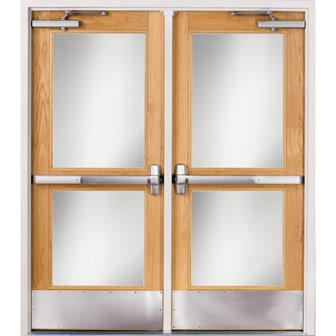Business door commercial exterior doors with glass photo 1 for Commercial glass interior doors